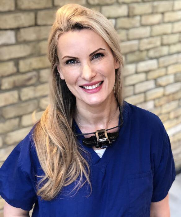 Dr Kristy Fraser-Kirk